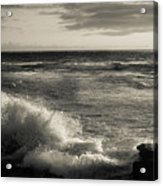 Sunset - La Jolla Cove Acrylic Print