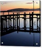 Sunset Magic Bodega Bay California Acrylic Print