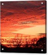 Sunset Magic Acrylic Print