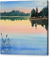 Sunset No.1 Acrylic Print