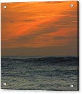 Sunset Ohau Acrylic Print