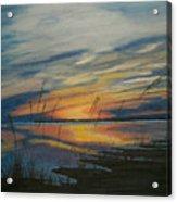 Sunset On St. Andrew Acrylic Print