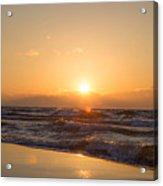 Sunset Over  Acrylic Print