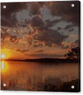 Sunset Over Shark River Acrylic Print
