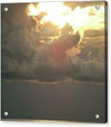 Sunset Over Venice Acrylic Print