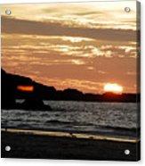 Sunset Part 3 Acrylic Print