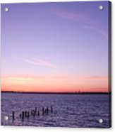 Sunset Series No. 4 Acrylic Print