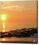 Sunset Shore Acrylic Print