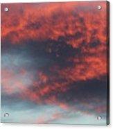 Sunset Skies 052814c Acrylic Print