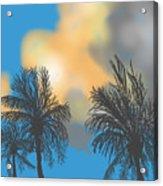 Bermuda High Acrylic Print