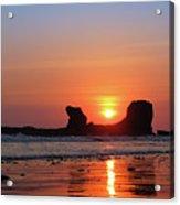 Sunset To Remeber  Acrylic Print