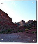 Sunset Tour Valley Of The Gods Utah 07 Acrylic Print
