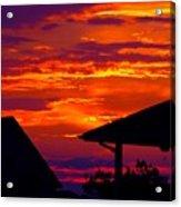 Sunset Va 4736 Acrylic Print