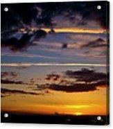 Sunset Vista Acrylic Print