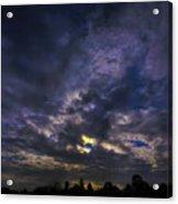 Sunseticus Dramaticus Acrylic Print