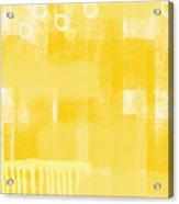 Sunshine- Abstract Art Acrylic Print