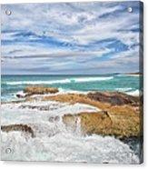 Sunshine Beach, Noosa Acrylic Print