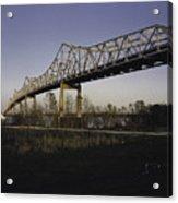 Sunshine Bridge Acrylic Print