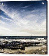 Sunshine Coast Landscape Acrylic Print