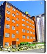 Sunshine Mill Winery The Dallas Oregon Acrylic Print