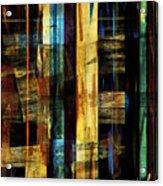 Sunshine Wharf Acrylic Print