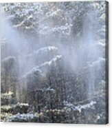 Sunshower Acrylic Print