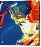 Sunspot Acrylic Print