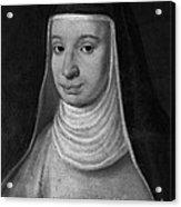 Suor Maria Celeste, Galileos Daughter Acrylic Print