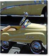 Super Buick Toy Car Acrylic Print