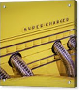 Super Charged Acrylic Print