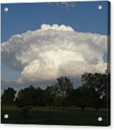 Super Cloud Acrylic Print