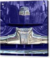Super Deluxe Blue Acrylic Print