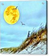 Super Moon 09-27-15 Acrylic Print