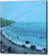 Superior Coast 1 Acrylic Print