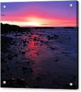 Superior Dawn Acrylic Print