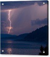 Superior Lightning     Acrylic Print