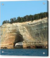 Superior Rock Acrylic Print