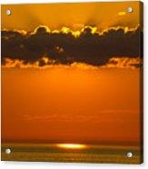 Superior Sunset Acrylic Print