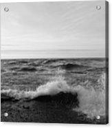 Superior Waves Acrylic Print