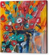 Supermarket Flowers Acrylic Print