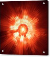 Supernova 2 Acrylic Print