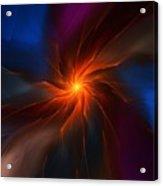 Supernova Acrylic Print