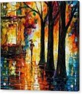 Suppressed Memories Acrylic Print