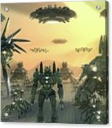 Supreme Commander 2 Acrylic Print