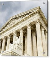 Supreme Court United States Acrylic Print