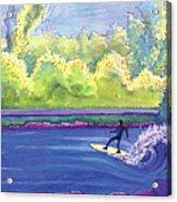 Surf Colorado Acrylic Print