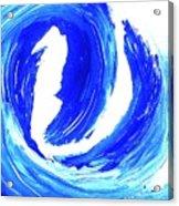 Surfin Usa Acrylic Print