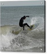 Surfing 115 Acrylic Print