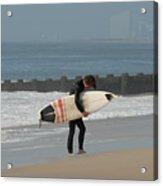 Surfing 116 Acrylic Print