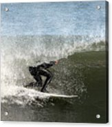 Surfing 151 Acrylic Print